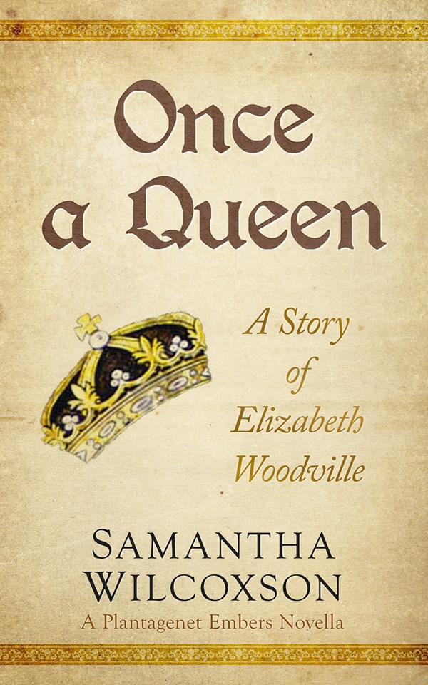 ARCHIVE: Elizabeth's Side of the Story, a guest post by Samantha Wilcoxson