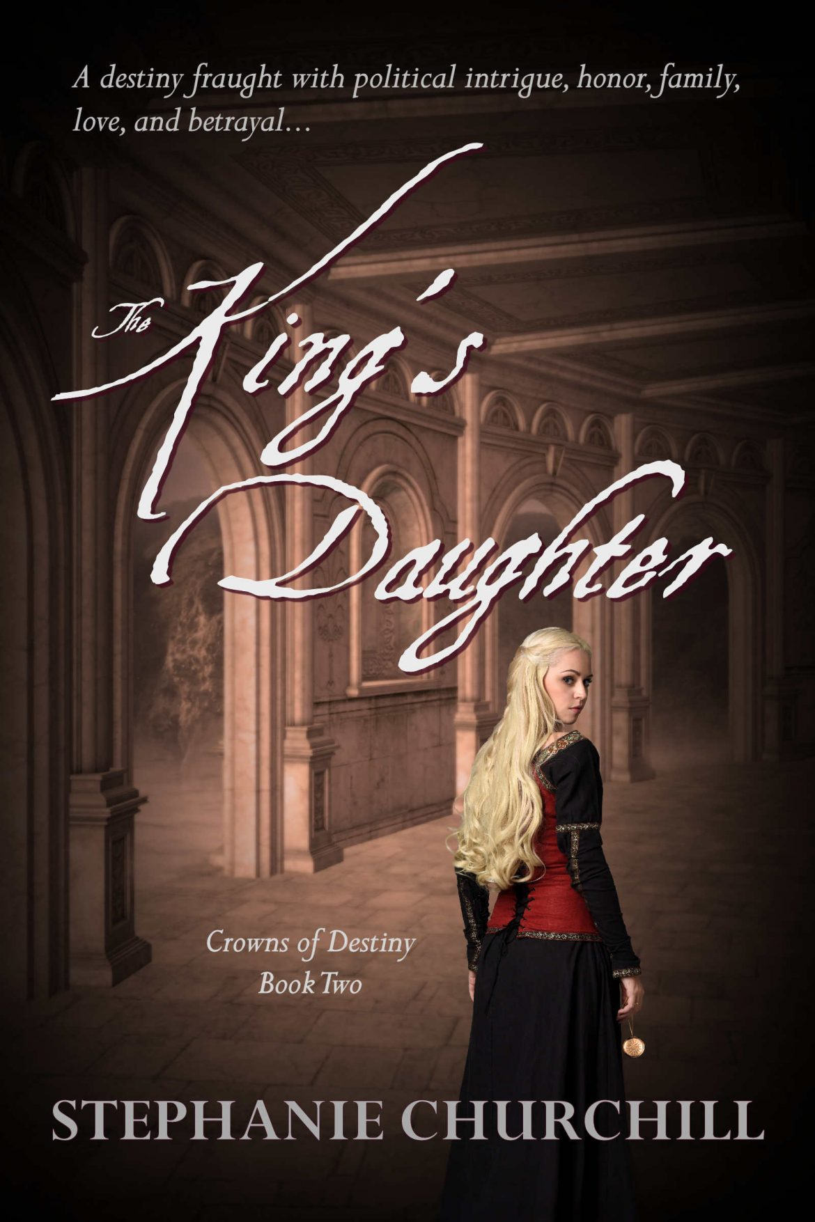 Thoughts on Writing The King's Daughter
