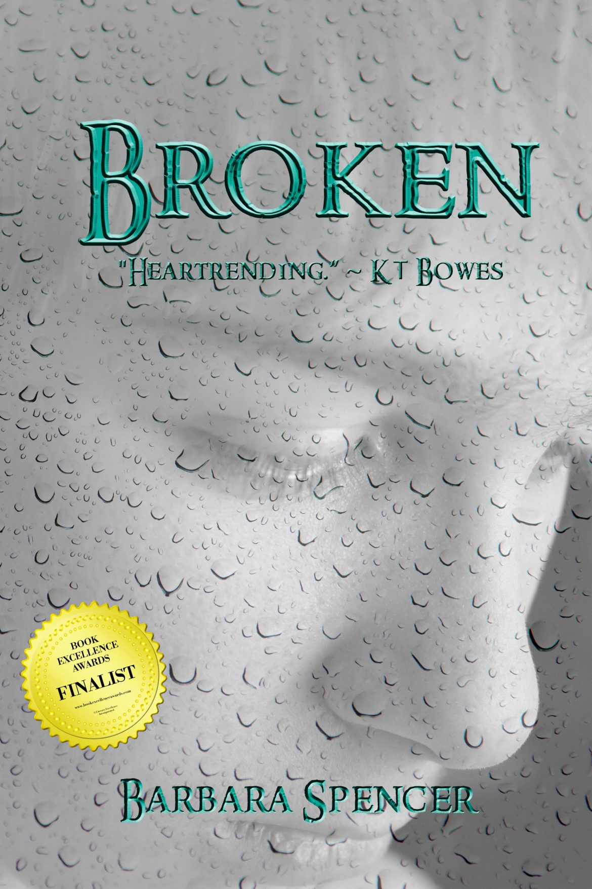 ARCHIVE: Author Barbara Spencer – Why I Wrote Broken