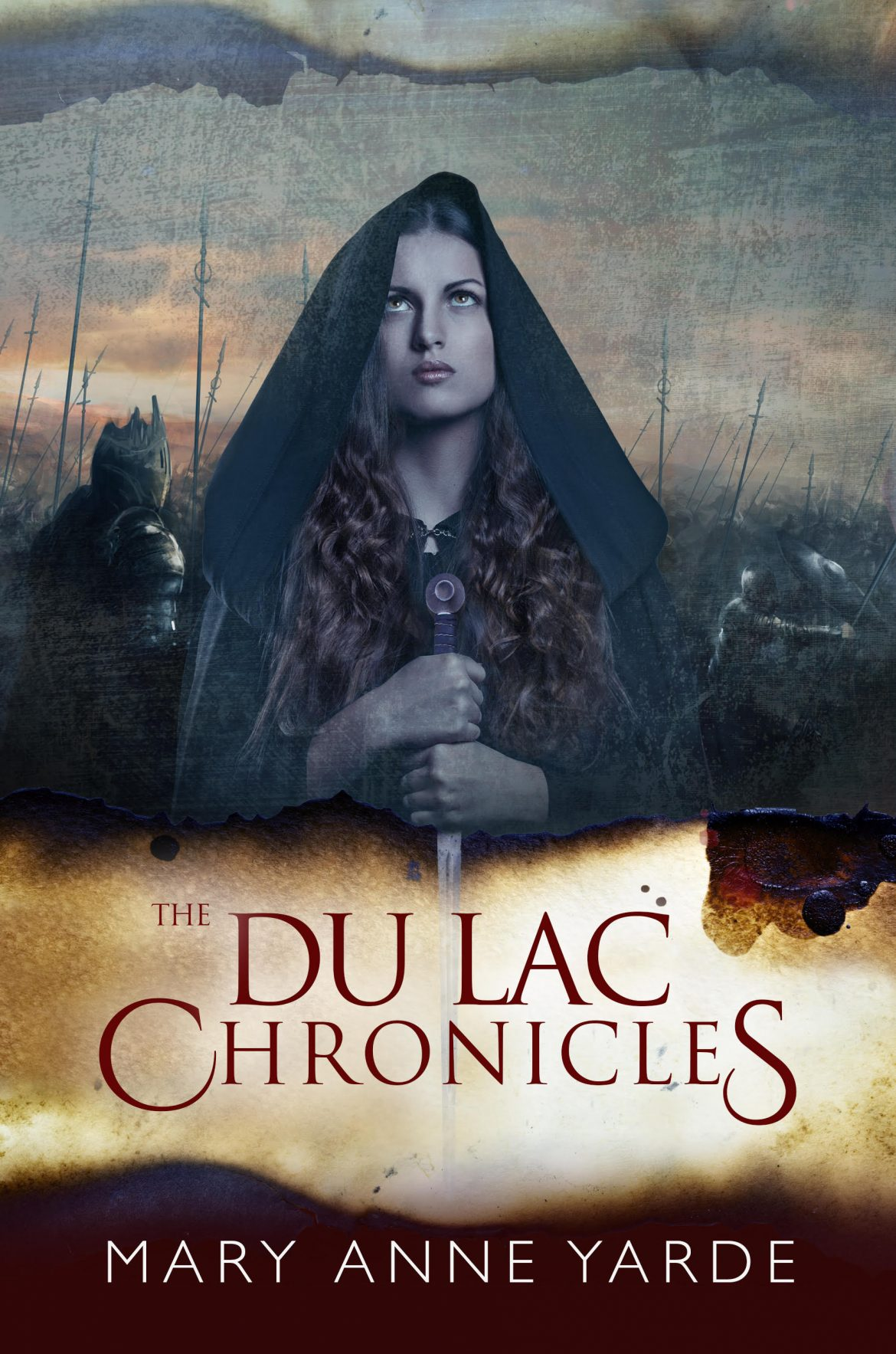 ARCHIVE: Mary Anne Yarde – Why I Wrote the Du Lac Chronicles