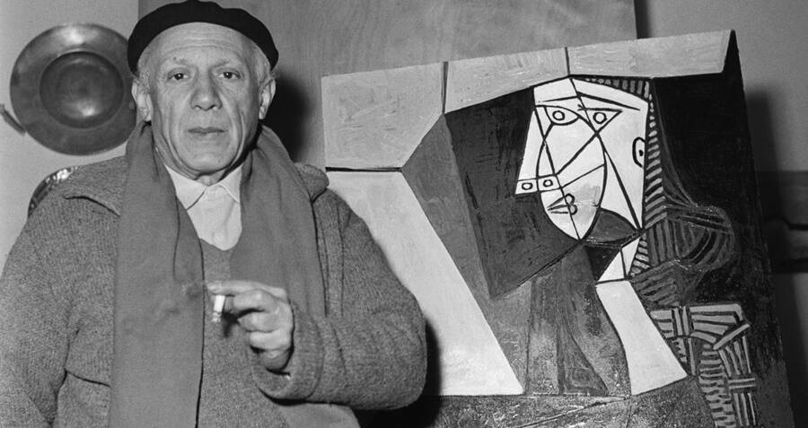How Writers Are Like Pablo Picasso